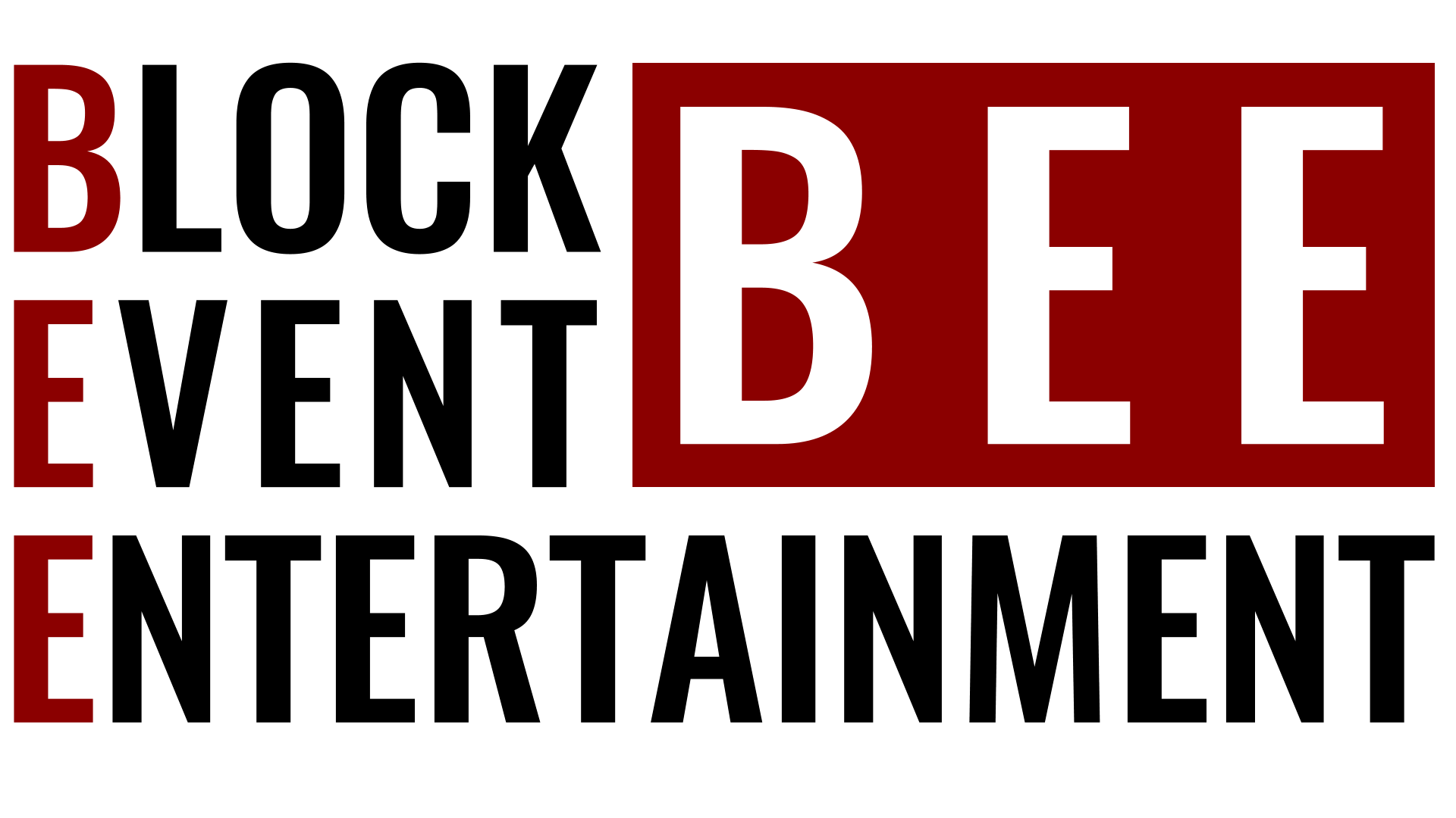 BEE Logo weiß png digital transparent